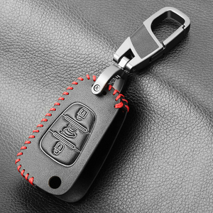 Image 5 - אמיתי leathe מפתח מקרה מפתח תיק מפתח כיסוי עבור Kia KX3 KX5 K3S ריו ריו 4 Ceed Cerato אופטימה K5 sportage נשמת סורנטו רכב סטיילינג