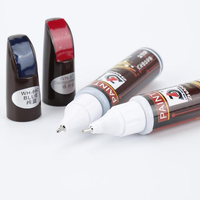 Wheels Tires Parts Tire Accessories Universal Car Vehicle Scratch Mend Painting Repair Remover Paint Fix TouchUp Pen 1
