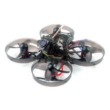 Happymodel Mobula7 V2 75mm Crazybee F4 Pro V2 2 2S Whoop Dron de carreras con visión en primera persona BNF w/actualización BB2 ESC 700TVL SE0802 16000KV Motor