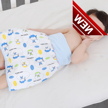 Pure Cotton Babys Skirt For Preventing Leakage Of Urine Learning Pants That Can Be Washed To Prevent Baby Bed Wetting