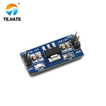 1PCS AMS1117 Lower-voltage Power Module Singlechip Unit 3.3/5V Stabilivolt Power Supply Board(China)