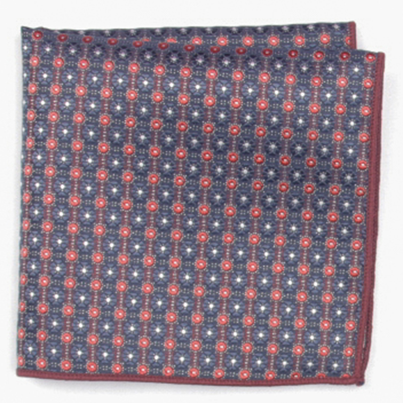2019 Fashion Patterned Pocket Square With Patterns Handkerchief