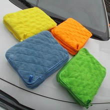 40*30CM Extra Soft Car Wash Microfiber Towel Cleaning Drying Cloth Care Detailing Never Scratch