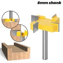 Machine de découpage de peu de rabotage de peu de routeur d'aplatissement de dalle de CNC de tige de 8mm