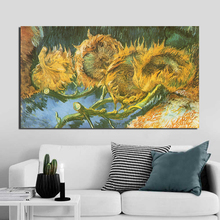 Nordic Poster Van Gogh Wallpaper HD Canvas Painting Print Living Room Home Decor Modern Wall Art Oil Painting Posters Pictures цена и фото
