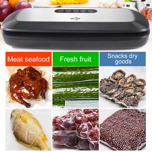Image 5 - Best Electric Vacuum Sealer Machine 220V 110V With 10pcs Food Saver Bags Household Automatic Food Vacuum Packaging Machine