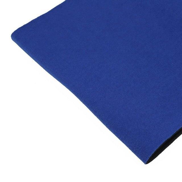 2020 Hot Sale Slimming Exercise Waist Sweat Belt Wrap Fat Burner Body Neoprene Cellulite Waist Braces & Supports Blue Protection 2