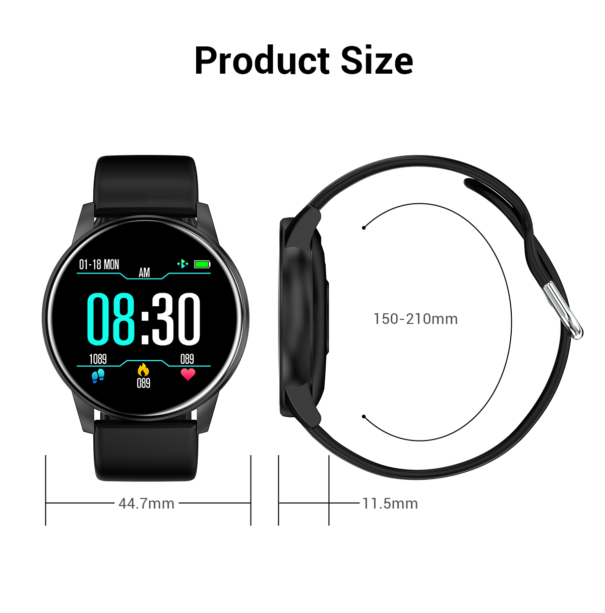 latest smart watch for men