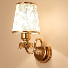 Simple European Luxury Wall Light Lamp For Bedroom Living Room TV Background Home Decoration B170