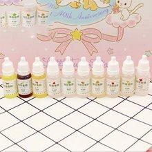10 мл/бутылка слайм съедобный вкус DIY игрушки для детей лепки глина запах сладкий слизи материал детский подарок