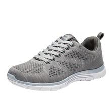 SAGACE Sneakers Outdoor Men Sports Shoes Mesh Breathable Non