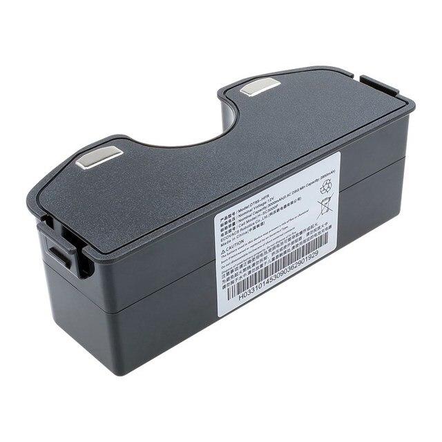 Oryginalna bateria dla ECOVACS Deebot DT85G DT85 DT83G DM81 odkurzacz Robot zamiatarka NI-MH