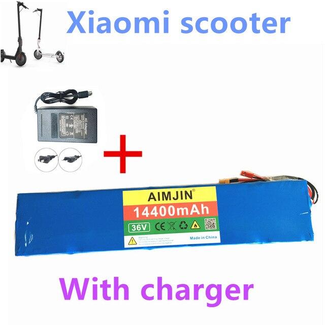 10s3p 36v 14.4ah bateria é adequado para