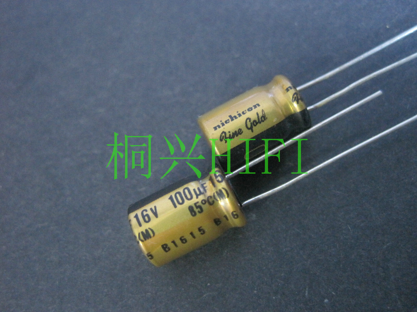 30pcs 120uf 63v NCC Radial Electrolytic Capacitors 63v120uf JAPAN
