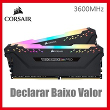 Corsair Vengeance Rgb Pro 8Gb 16Gb 32Gb DDR4 3600Mhz \u0028PC4-28800\u0029 c16 Desktop Geheugen Ddr4 Pc Gaming Verlichting Ram