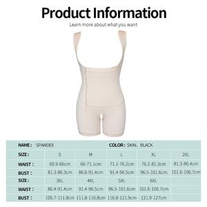 Image 5 - Waist trainer women Shapewear waist Slimming Shapers bodysuit Corset Slimming butt lifter modeling strap body shaper underwear