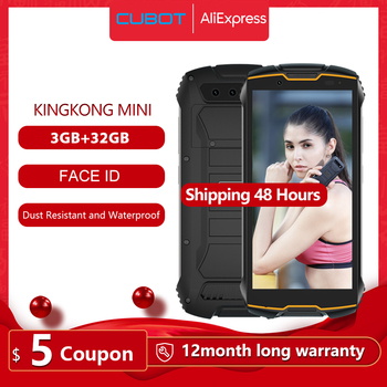 Cubot KingKong MINI Rugged Phone 4