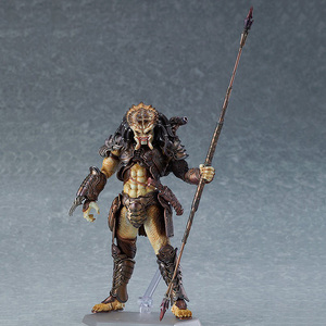 16cm Takeya Takayuki Arrange Ver. Predator Action Figure Anime PVC Ultimate Warrior Collection Model Dolls Toys for Gifts