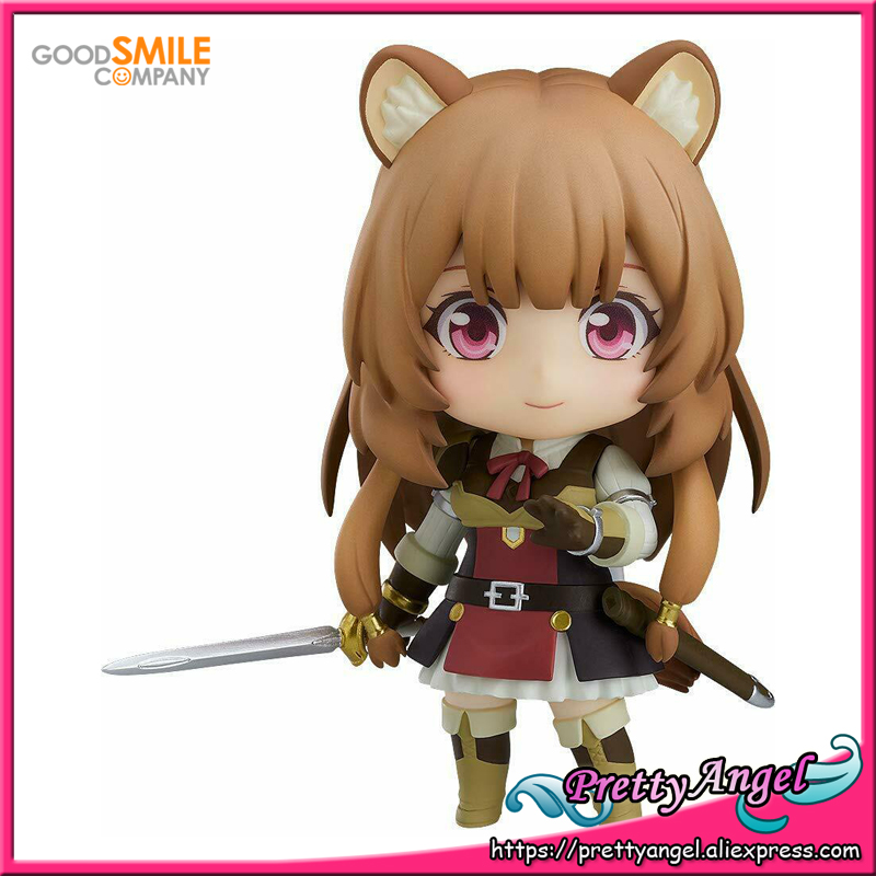 PrettyAngel - Genuine Good Smile Company GSC No. 1136 The Rising Of The Shield Hero Raphtalia Action Figure