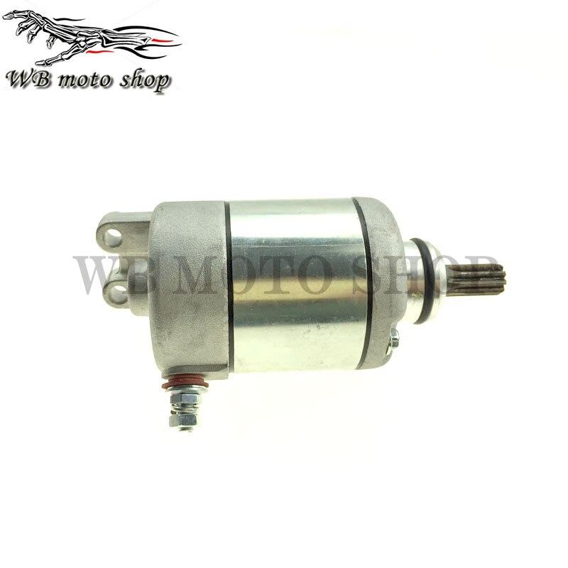 12V Starter /& Drive Combo fits Polaris ATV 250 300 400