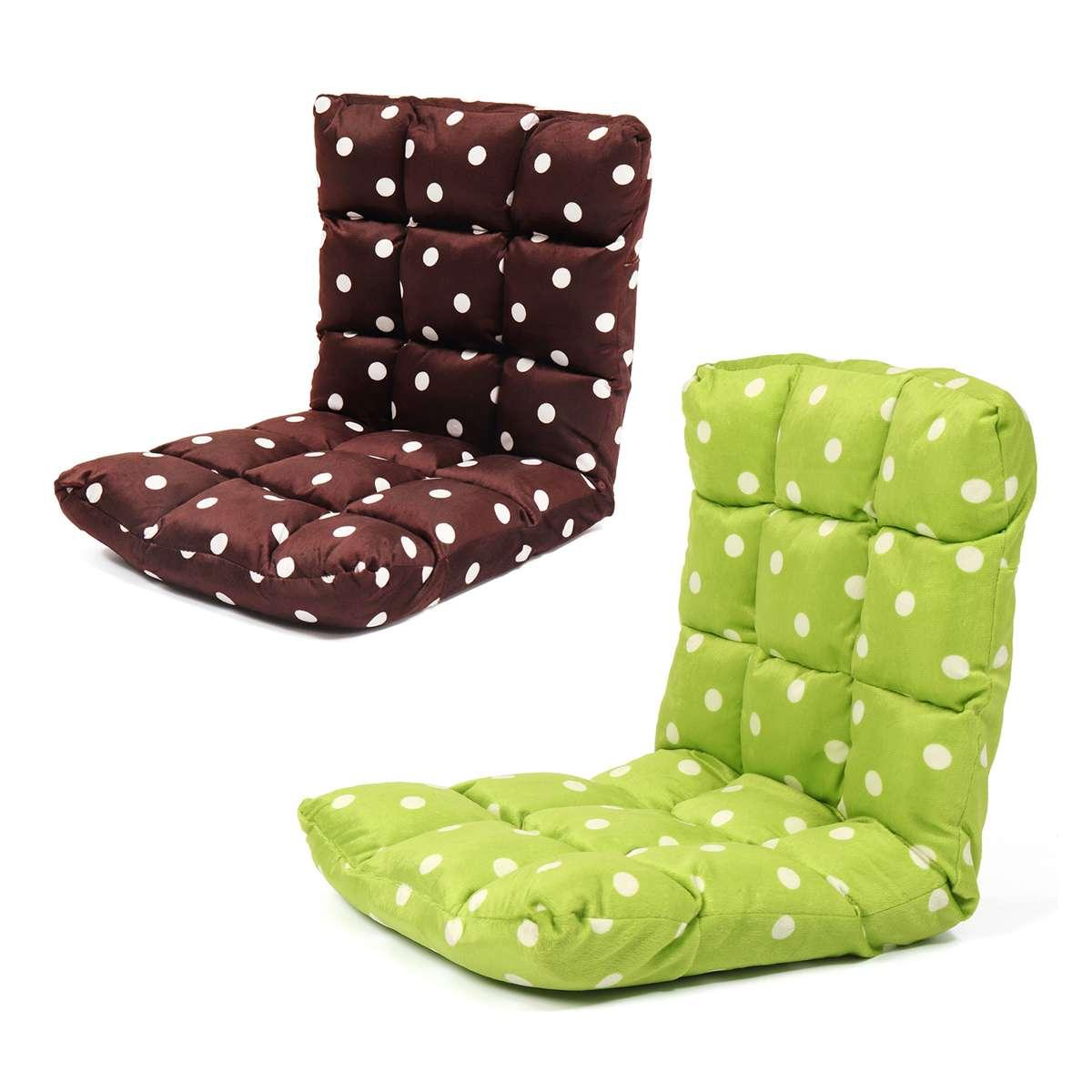 95x35x13cm Recliner Lounge Sofa Bed Bean Bag Sofas Home Balcony Casual Cushion Chair Pads Windows Tatami Floor Mat 2 Colors