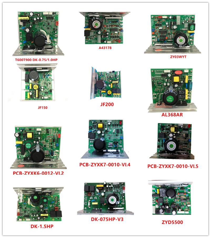 DK-0.75/1.0HP-V13 A43178|ZY03WYT|JF150|JF200|AL368AR|PCB-ZYXK6-0012-V1.2|PCB-ZYXK7-0010-V1.4/V1.5| DK-1.5HP|DK-0.75HP-V3|ZYD5500