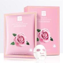 Rose Facemask Moisturizing face masks Whitening Wrapped Mask