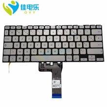 Клавиатура с подсветкой для asus vivobook 14 s14 x409 fa x409ua