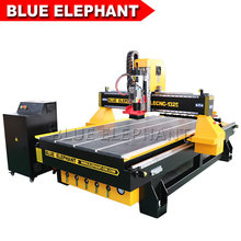 Синий слон 1325 atc Китай резьба по дереву cnc маршрутизатор Европейское качество CE сертификация для мраморной гравировки