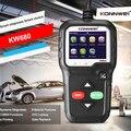 OBD2 Scanner de voiture OBD | Outil de Diagnostic automatique  KONNWEI KW680 lire clair  code d'erreur russe OBD2 Scanner automobile