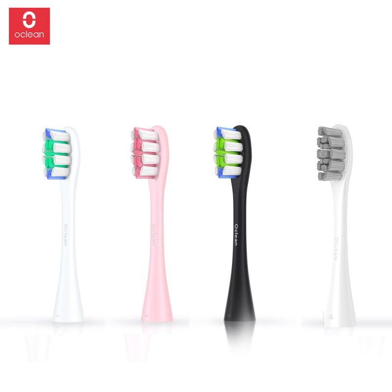Xiaomi Oclean X/One/SE 2 шт сменные насадки для автоматической электрической звуковой зубной щетки Глубокая чистка зубных щеток
