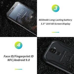 """Image 4 - Doogee S40 Lite sağlam cep telefonu 2GB 16GB dört çekirdekli 5.5 """"ekran 4650mAh 8.0MP yüz kimliği parmak izi kimlik Smartphone"""