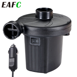 EAFC Car Inflatable Pump 12V Car Electric Air Pump for Boat for Blower