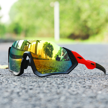 Cycling Glasses Photochromic Polycarbonate Sports Eyewear Men Women Multi Windproof Hiking Anti-UV400 Outdoor