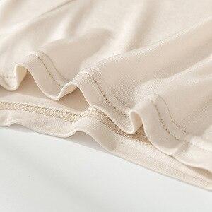 Image 4 - SuyaDreamชายนักมวยกางเกงขาสั้นผ้าไหมธรรมชาติ100% Healthy Solidกางเกงผ้าชุดชั้นใน