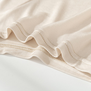 Image 4 - Suyadream men boxer shorts 100% natural de seda saudável calcinha sólida natural tecido roupa interior