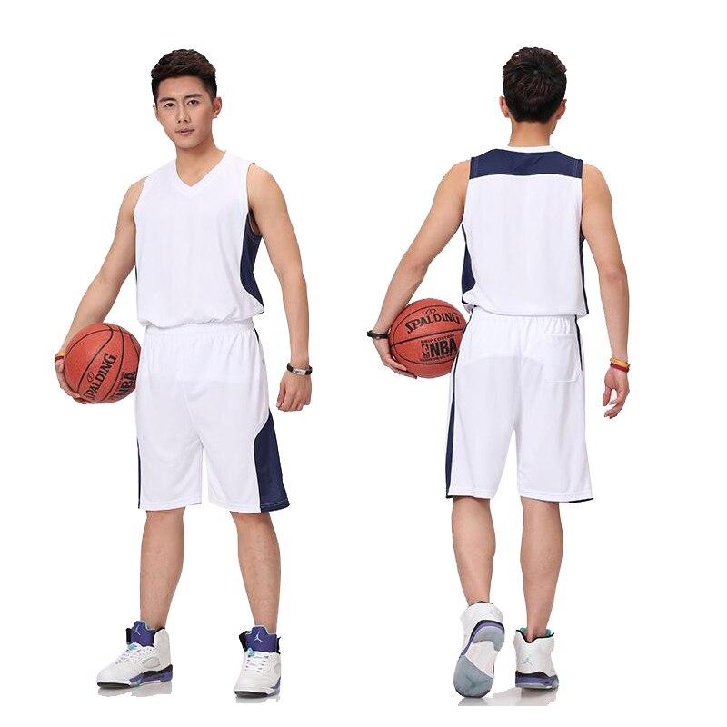 Conjuntos de Camisa de Basquete Absorvente de Suor Camisa de Basquete sem Mangas Masculino Esporte Roupas Respirável Camisas Shorts Terno 5xl Kit