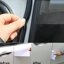 New Car Door Seal Strip Noise Insulation Sticker FOR lada kalina vw launch x431 prado 120 bmw e90 bmw e60 bmw e46 bmw f10