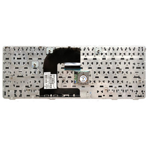 Image 4 - US laptop Keyboard For HP EliteBook 8470B 8470P 8470 8460 8460p 8460w ProBook 6460 6460b 6470 Keyboard with silver frame