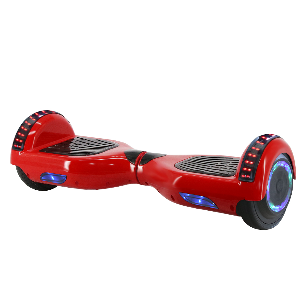 6.5 inch Electric Scooter Hoverboard  lithium Battery Bluetooth Electric Skateboard With LED Smart Hover Board A9 5