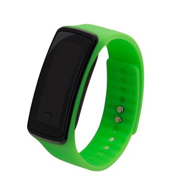 New ED watch bracelet children simple outdoor sports electronic second-generation fashion silicone image