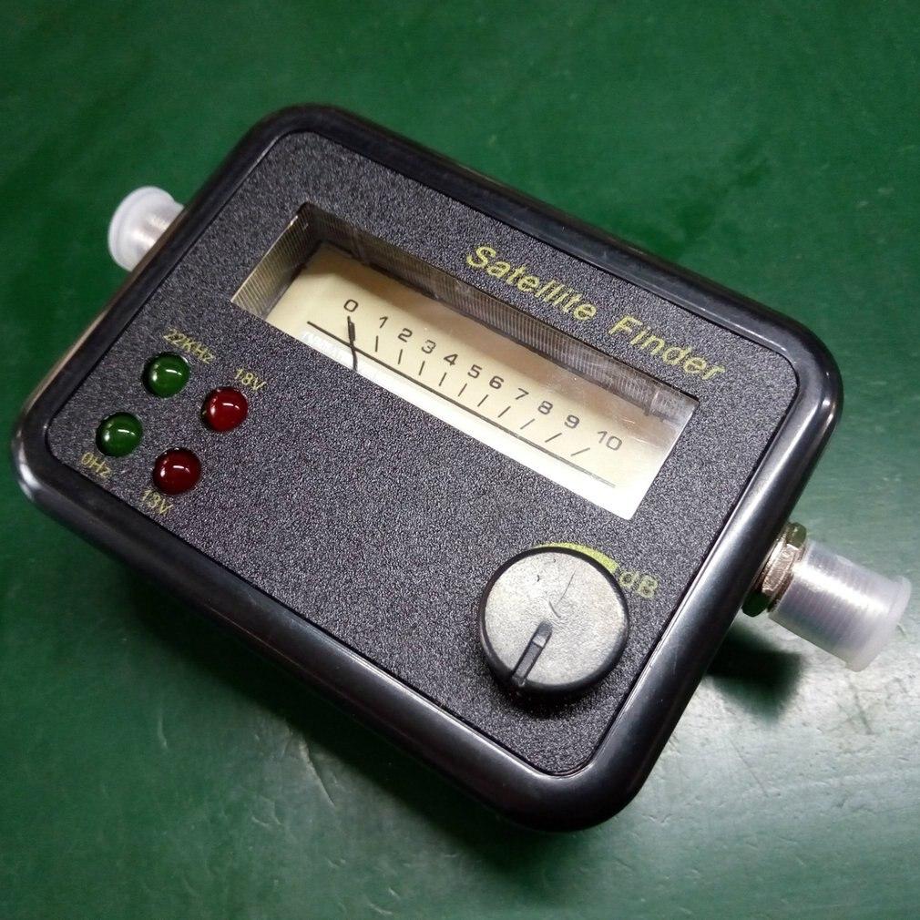 Детектор спутникового сигнала 0/22 кГц 13 в/18 в спутниковый искатель Sf001 модель 4 огни профессиональный компактный и точный