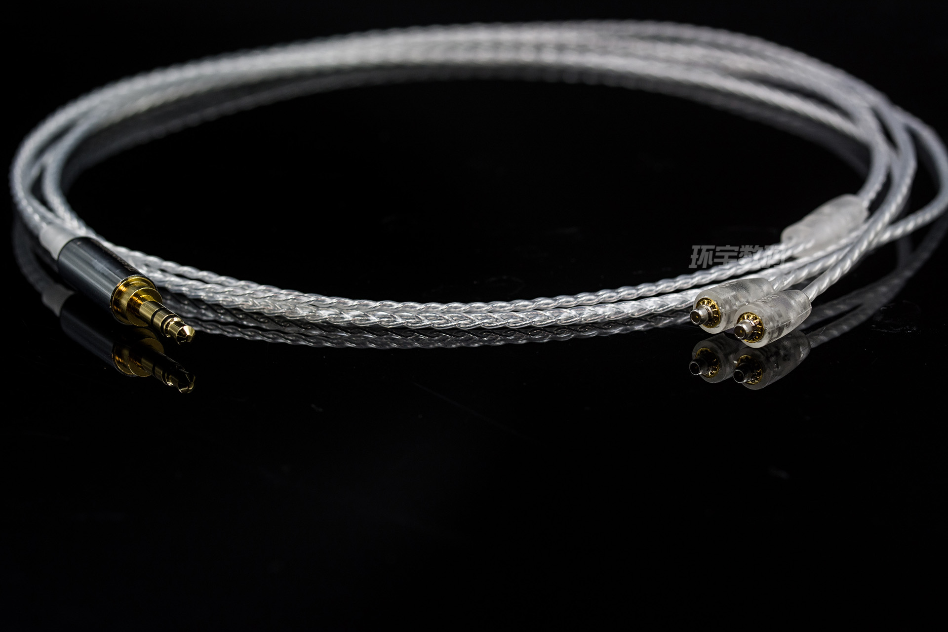 DIY Headphone Accessories SE535 Silver Plated Fever Headphone Cable 215 425 UE900