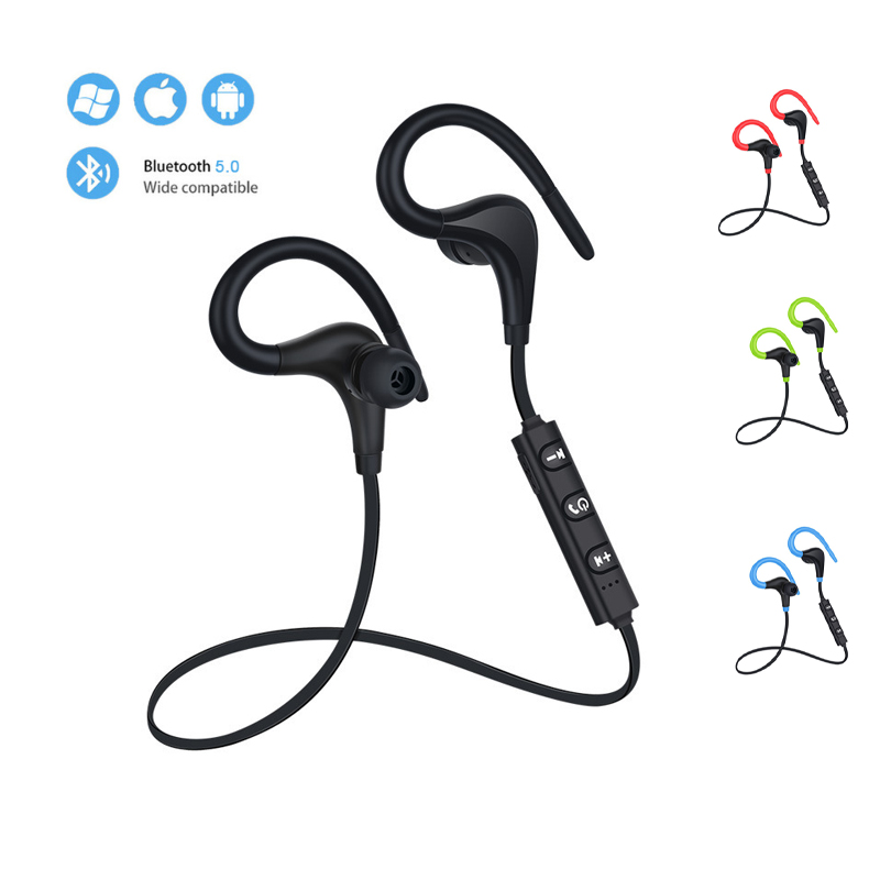 <font><b>Bluetooth</b></font> Earphone Wireless Headphones Mini Handsfree <font><b>Bluetooth</b></font> Headset With Mic Hidden Earbuds For iPhone Androiand PK <font><b>I8</b></font> <font><b>TWS</b></font> image