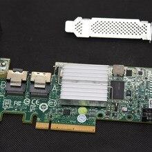 Б/у Dell H200 PERC SAS SATA 6 ГБ PCI-e 8-Порты и разъёмы контроллер Raid = 9210 9211-8i 047MCV