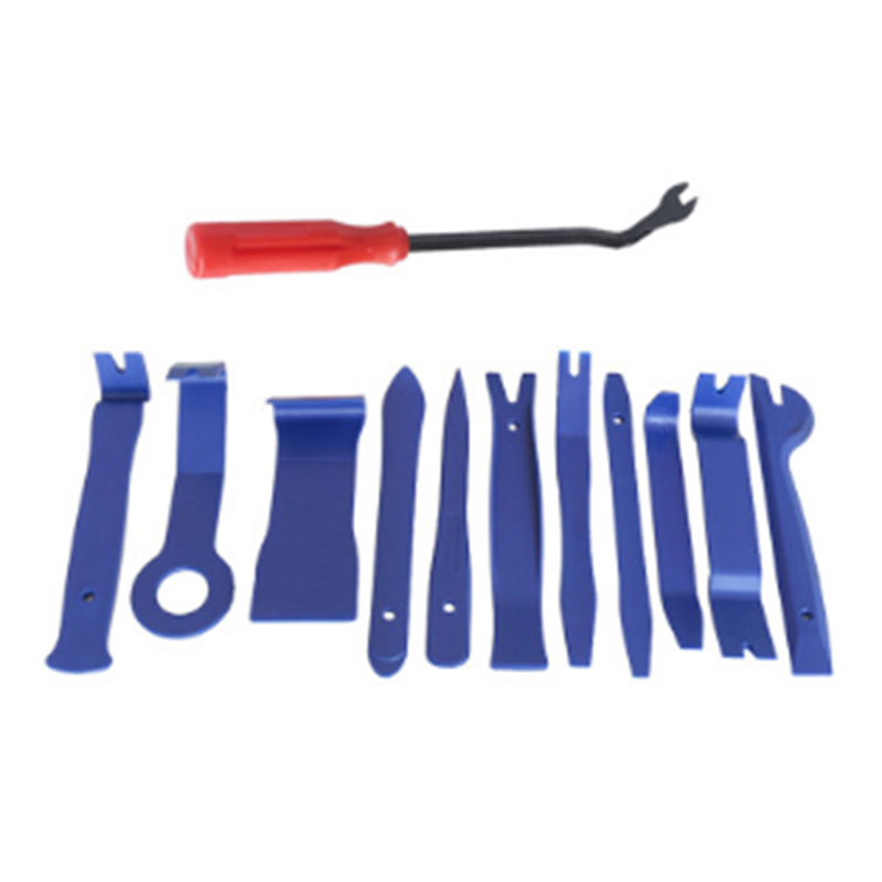 5pc Windshield Door Trim Door Panel Pry Tool Set Auto Upholstery Clip Remover