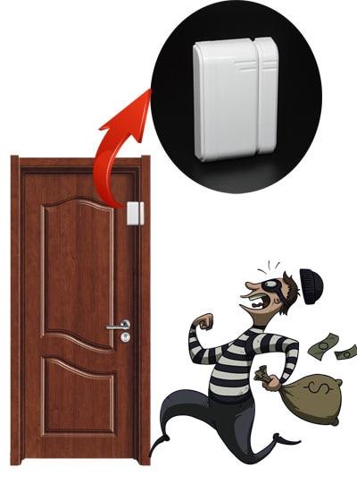 small- door contact alarm