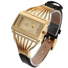 Idis кожаные часы высокого качества модные дизайнерские наручные
