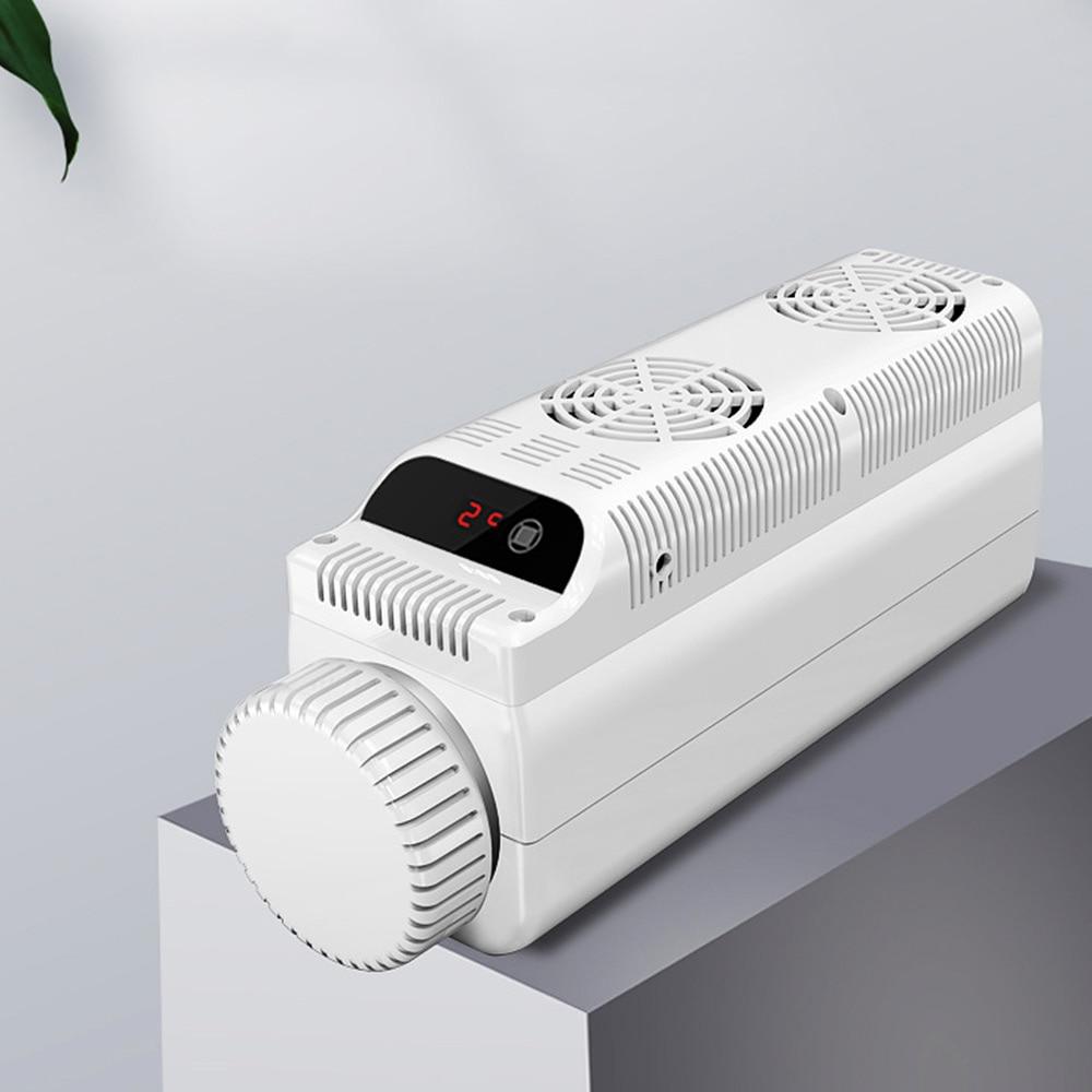 12V Car Refrigerator Car Mini USB Small Refrigerator Skin Care Products Medicine Refrigeration Cup LED Display Insulin Cold Box