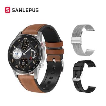 2020 SANLEPUS ECG Smart Watch Bluetooth Call Smartwatch Men Women Sport Fitness Bracelet Clock For Android Apple Xiaomi Huawei 19